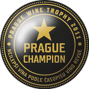 Prague wine trophy 2012 - Champion
