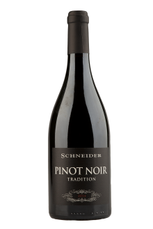 Schneider PINOT NOIR TRADITION 2014
